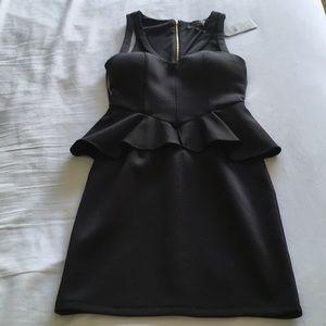 Guess Peplum Dress size 2